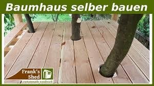 Der bau einer kleinen außentreppe sollte sorgfältig geplant werden. Treppe Aus Holz Selber Bauen Diy Holztreppe Anleitung Gartenprojekt 2017 Franks Shed Youtube
