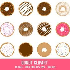 Donuts Clipart Baked Goods 8 17 Clipart Of Donuts Clipart Free