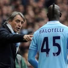 Roberto Mancini hat Mario Balotelli bei Manchester City rausgeworfen - DER  SPIEGEL
