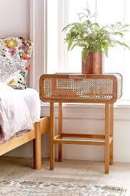 wicker bedside tables wicker bedside table rattan side table