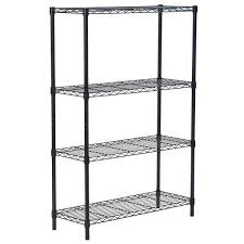 Plastic Coated Wire Racks Enchanting Shop 32layer Wire Rack Metal Shelf Adjustable Unit 32 X 32 X 132inch