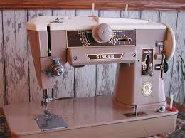 Singer Model 401a Sewing Machine