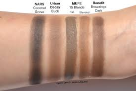 makeup forever aqua brow cute and mundane make up for ever aqua brow in blonde 15 review
