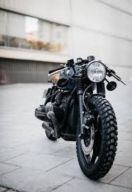 bmw r80 café racer by roa motorcycles
