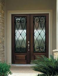 iron and glass front doors decorative front door glass inserts are widely used in houses interior iron and glass front doors