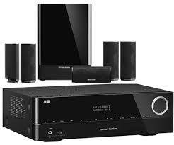 harman kardon home theatre. harman kardon avr161 + hkts11bq home theatre package