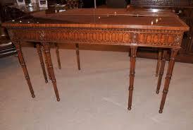 mahogany hall table. Additional Images Mahogany Hall Table