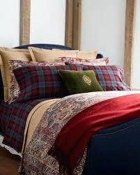 ralph lauren plaid bedding modern bedding bed linen ralph lauren plaid bedding ralph lauren red tartan
