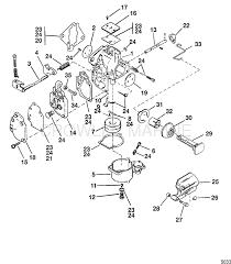 1981 Mercury Outboard Parts Diagram 25 Hp