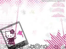 Hello Kitty Wallpaper Pink ...