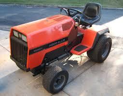 garden tractor garden tractor info agco allis garden tractor