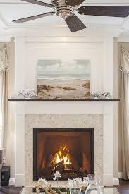 Coastal Fireplace Ideas. Nautical Fireplace. Beach House Fireplace. Coastal  Fireplace Decorating