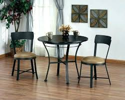 round bistro table set black bistro table set suitable round bistro table set large size of