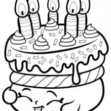 Fancy Inspiration Ideas Shopkin Coloring Page Shopkins Pages Free