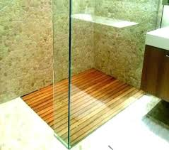 wooden shower floor cedar shower floor teak shower floor cedar shower floor wood shower floor mat