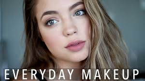 updated everyday makeup routine 2016 you