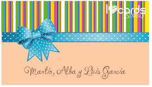 Business Cards For Kids I Love Cards Design