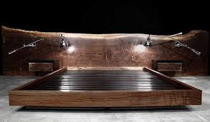 unique wooden furniture. Fancy Unique Wood Bedroom Furniture 35 Bed Designs For Extravagantly Customized Decorating Wooden