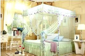 Canopy Bed Curtains Walmart Canopy Bed Drapes Image Of Best Buy ...