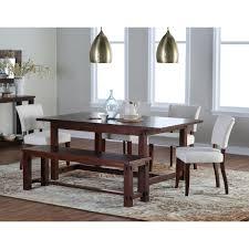 Rectangle Kitchen Table Hooker Furniture Corsica Rectangular Pedestal Dining Table