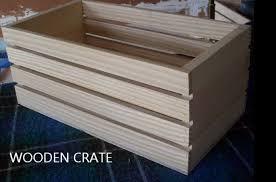 build wooden crate