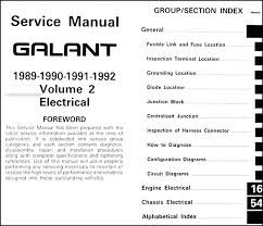 1992 mitsubishi galant engine diagram wiring diagrams second 1989 1992 mitsubishi galant repair shop manual set original 1992 mitsubishi galant engine diagram