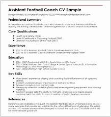 Coaching Resume Samples Inspiration Resume Coach Sample Resume Baseball Coach Ambfaizelismail