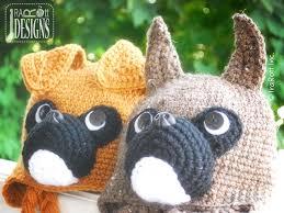 Crochet Dog Hat Pattern Simple Duncan The Boxer Puppy Dog Hat PDF Crochet Pattern IraRott Inc