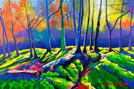 landscape paintings famous artists door decorations maxim grunin drawing u painting maxim contemporary landscape artists famous