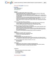 How To Make A Resume On Google Docs google doc resumes Enderrealtyparkco 14