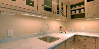 Backsplash Lighting Fascinating What You Need To Know About Under Cabinet Lighting The Lightbulb Co