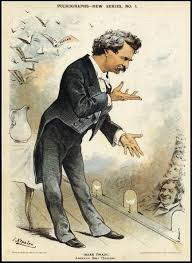 Mark Twain Satire