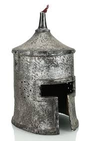 lot 329 Δ knights of the round table helmet monty python