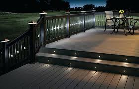 steps lighting led