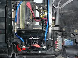 dual battery installation polaris rzr forum rzr forums net