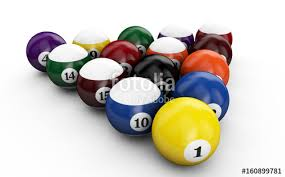 pool game balls. Perfect Balls Triangle Group Colorful Glossy Pool Game Balls With Numbers Isolated On  White Background Set Of In Pool Game Balls S