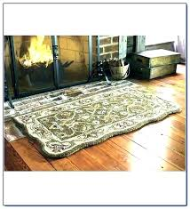 lovely fire ant rugs r fireplace fireproof front mats resistant at new for flame hearth uk