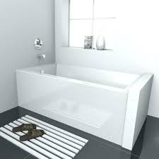54 x 30 bathtub bathtub plain skirt x alcove soaking bathtub x bathtub left hand drain 54 x 30 bathtub