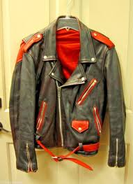 marky ramone signed leather jacket rock n roll history authenticity by jsa