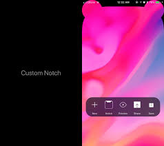 How To Customize The Notch On Iphone X