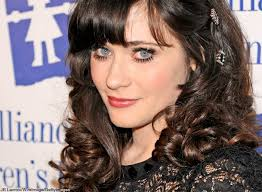 wish you had eyes like bambi celebrity and star of hit tv show the new zooey deschanel does and we re dying to recreate the doe e look