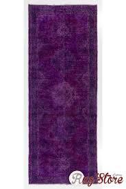 purple runner rug 4 10 x 12 7 148 x 385 cm purple color vintage overdyed handmade turkish runner rug purple overdyed runner rug