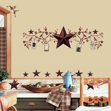 Kitchen Wall Decorating Eat Kitchen Wall Decor Ideas Exposed Beam Ceiling And Bulb Pendant