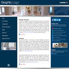 Website Design Templates Web Design Templates With Mobile Version Developer Grade 14