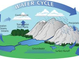 water cycle webquest   precipitation educationwater cycle diagram