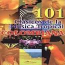 101 Clasicos de la Musica Tropical Columbiana
