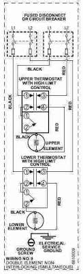 electric water heater wiring diagram wiring diagram rheem hot water wiring diagram wirdig 220 volt water heater
