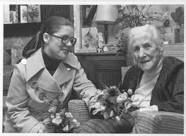 Iva & Joan Hall