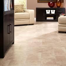 Travertine Flooring Kitchen Hampton Bay Lissine Travertine 8 Mm Thick X 15 13 16 In Wide X 47
