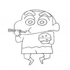 Shin Chan Kleurplaten En Spelletjes Kinderspeelpleinnl